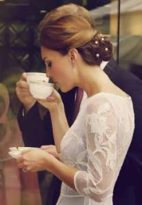 Kate Middleton drinking tea in Kuala Lumpur from km-dofc on tumblr resized