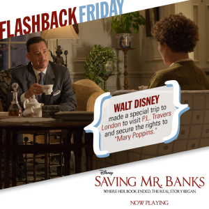 _Saving Mr. Banks_ official movie still.  Copyright Disney Studios